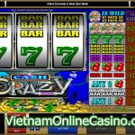 Cash Crazy Slot