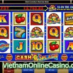 Cash Splash 5 Reel Slots