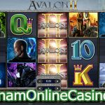 Avalon II – Quest for The Grail Slot