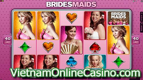 Bridesmaids Slot - Trò Chơi Casino Trực Tuyến